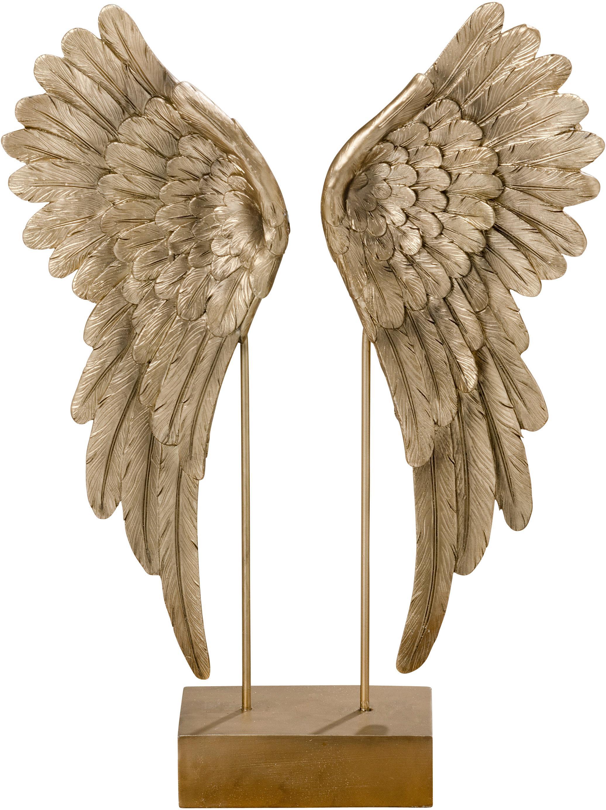 Home Affaire Engelsflügel »Cosmo« | Dekoration > Figuren und Skulpturen > Engel | Goldfarben | HOME AFFAIRE