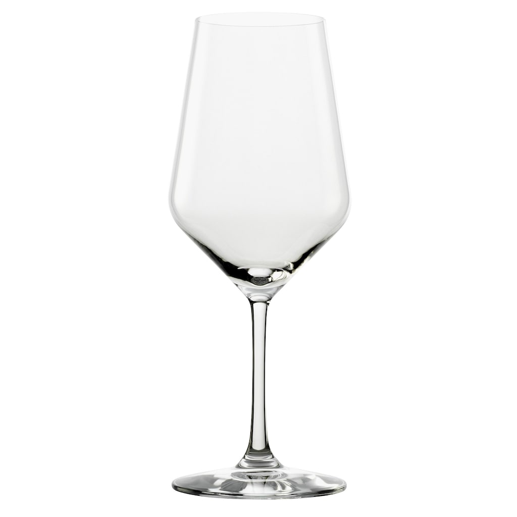 Stölzle Rotweinglas »REVOLUTION«, (Set, 6 tlg.), Maschinen-Zieh-Verfahren, 6-teilig