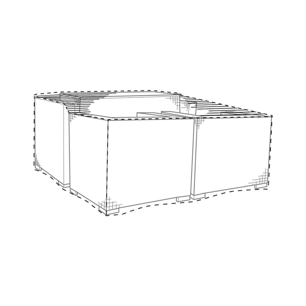 KONIFERA Schutzplane »Marseille«, für Loungeset, 130x72x78 cm