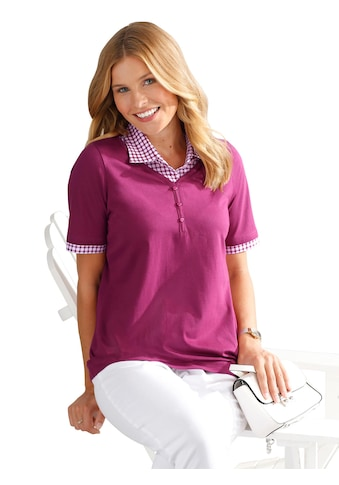 Classic Basics Shirt in sportiver 2 - in - 1 - Optik kaufen