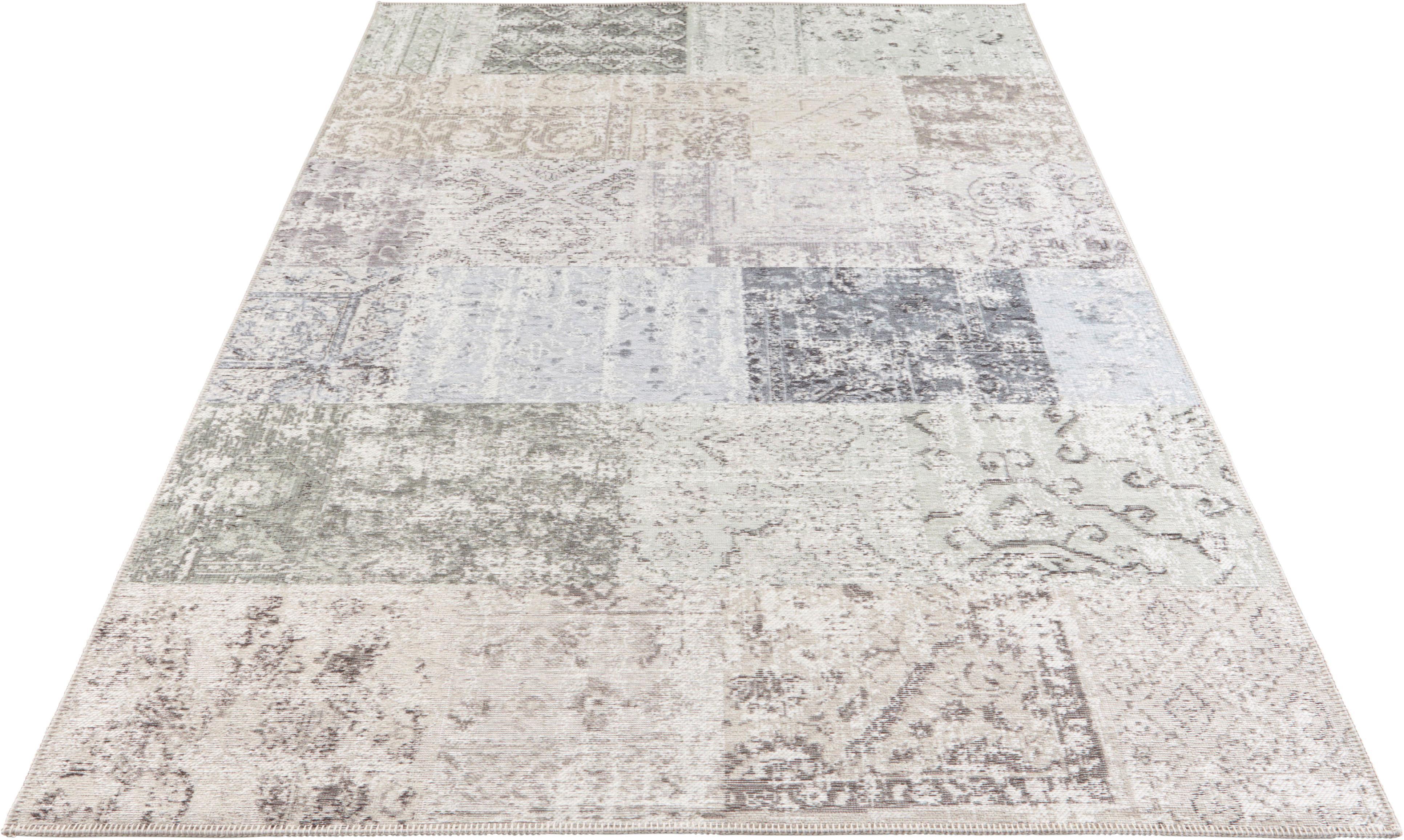 Teppich Toulon ELLE Decor rechteckig Höhe 4 mm maschinell gewebt