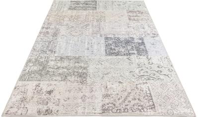 Teppich, »Toulon«, ELLE Decor, rechteckig, Höhe 4 mm, maschinell gewebt kaufen