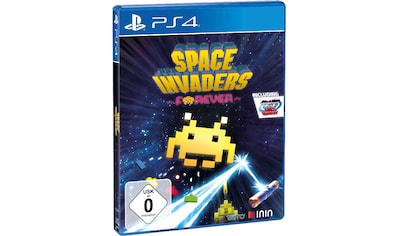 PlayStation 4 Spiel »Space Invaders Forever«, PlayStation 4 kaufen
