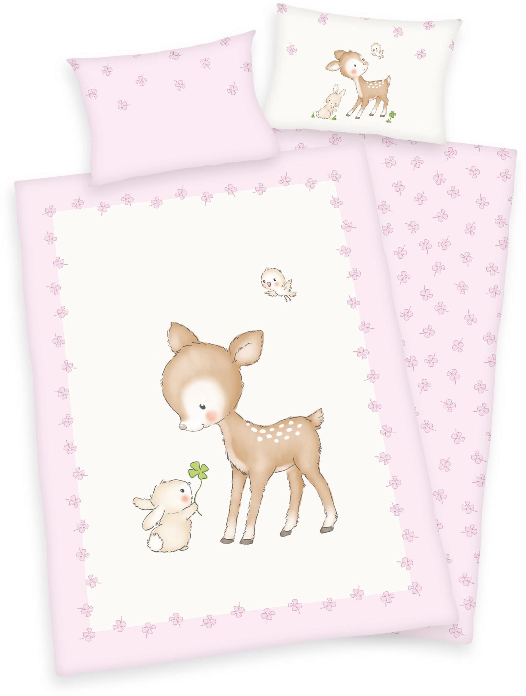Babybettwäsche Jana Reh Herding