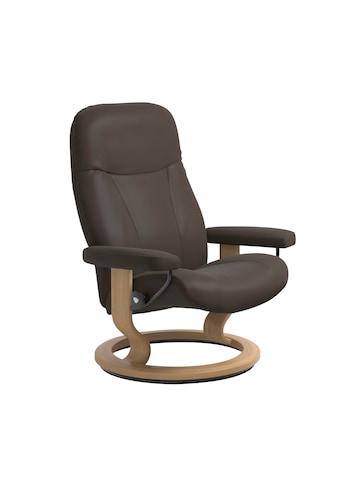 Stressless® Relaxsessel »Garda«, mit Classic Base, Größe L, Gestell Eiche kaufen
