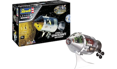 Revell® Modellbausatz »Apollo 11 Spacecraft«, 1:32, Jubiläumsset mit Basis-Zubehör kaufen