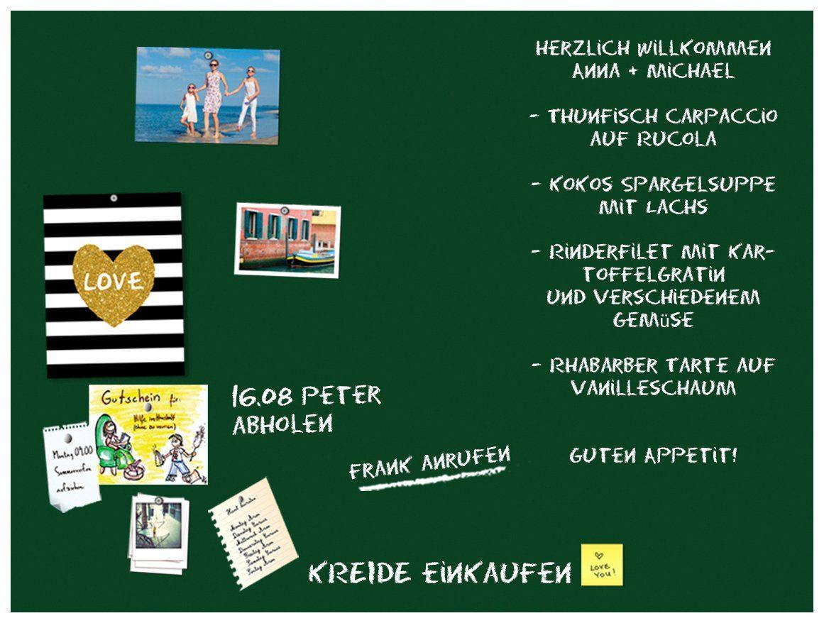 queence Magnetfolie Technik & Freizeit/Spielzeug/Basteln, Malen, Kosmetik & Schmuck/Bastelbedarf & -techniken