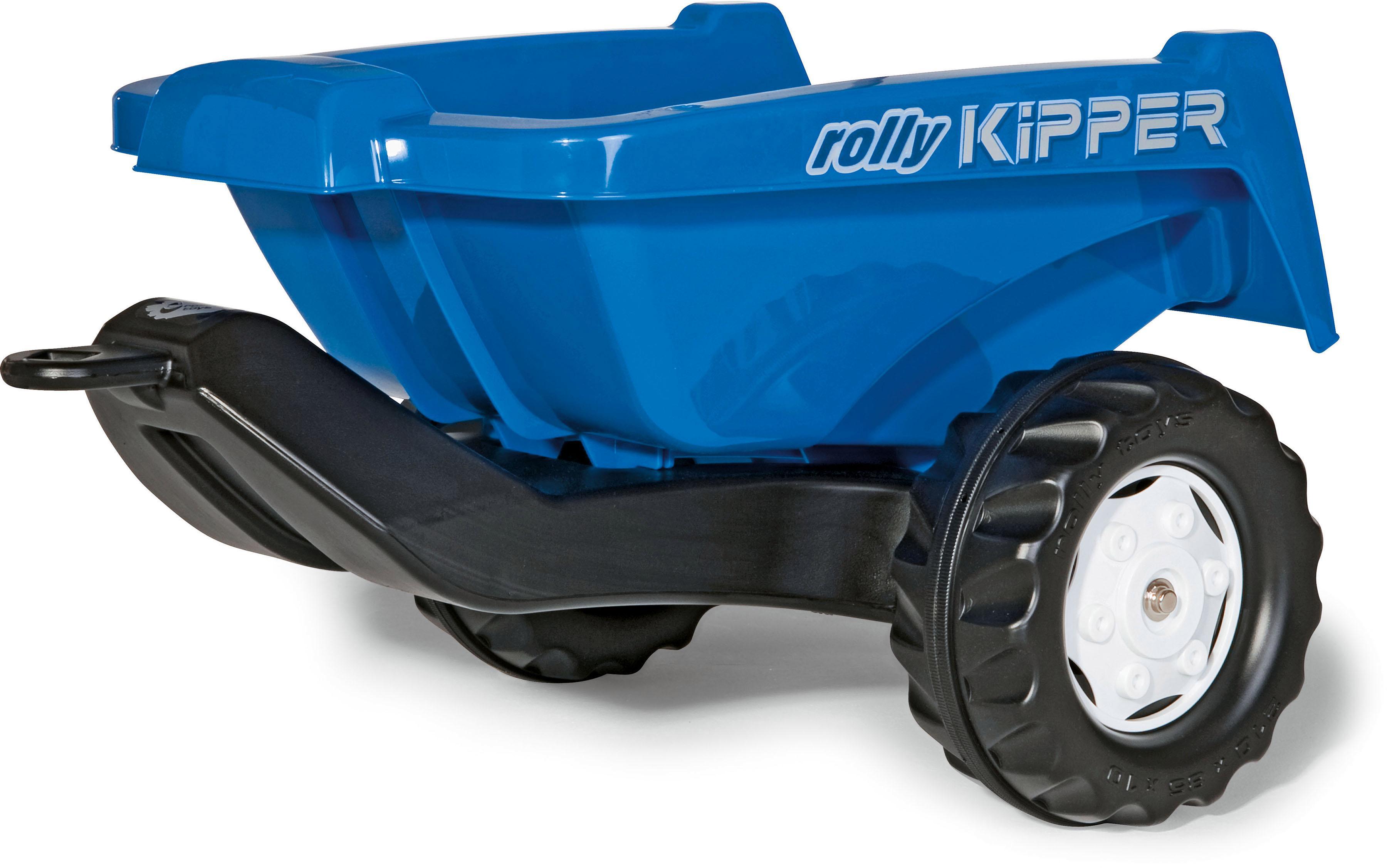 """rolly toys Kinderfahrzeug-Anhänger """"Kipper II blau"""" Technik & Freizeit/Spielzeug/Autos, Eisenbahn & Modellbau/Spielzeugautos/Zubehör für Spielzeugautos"""
