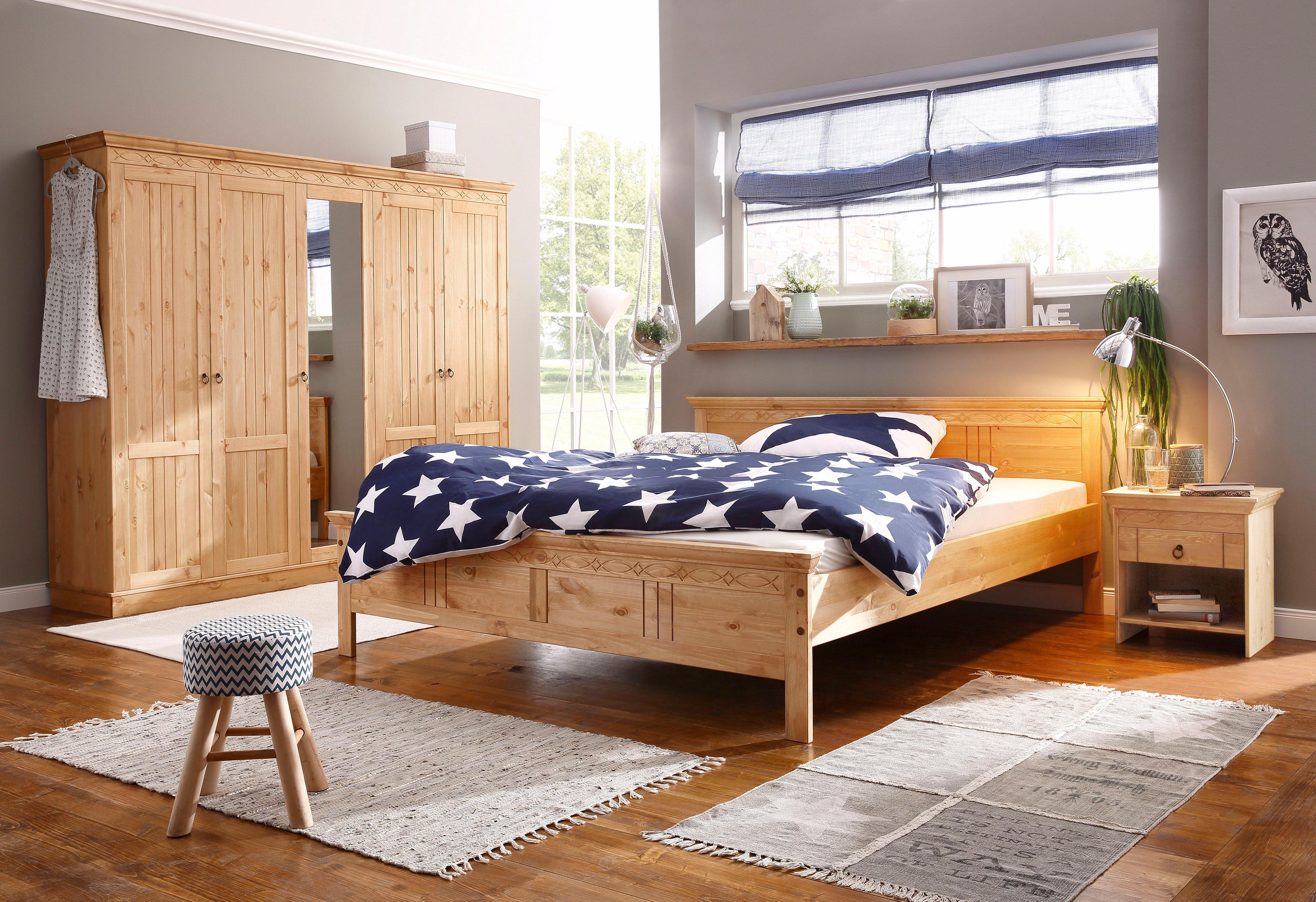 Home affaire Schlafzimmer-Set (Set 4-tlg)
