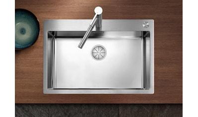 BLANCO Küchenspüle »CLARON 700 - IF/A«, benötigte Unterschrankbreite: 80 cm kaufen