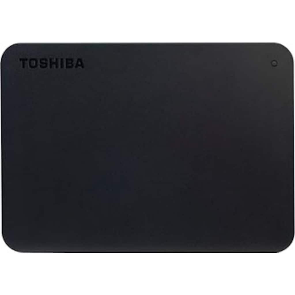 "Toshiba externe HDD-Festplatte »Canvio Basics Type C 1TB«, 2,5 """
