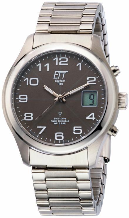 ETT Funkuhr EGS-11332-53M | Uhren > Funkuhren | Ett
