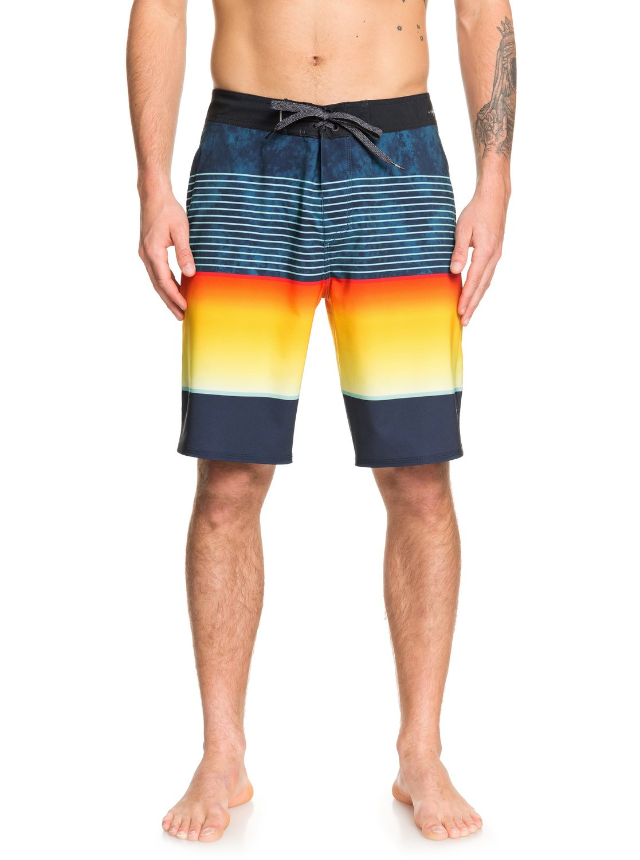 Quiksilver Boardshorts Highline Slab 20   Bekleidung > Bademode > Boardshorts   Blau   Quiksilver