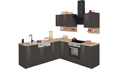HELD MÖBEL Winkelküche »Virginia«, ohne E-Geräte, Stellbreite 220/220 cm kaufen