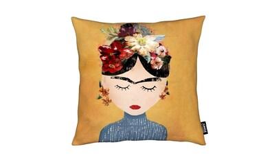 Dekokissen, »Frida«, Juniqe kaufen