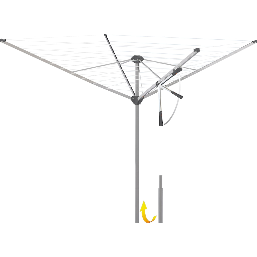 Juwel Wäschespinne »NOVASTAR 500 COMPACT«