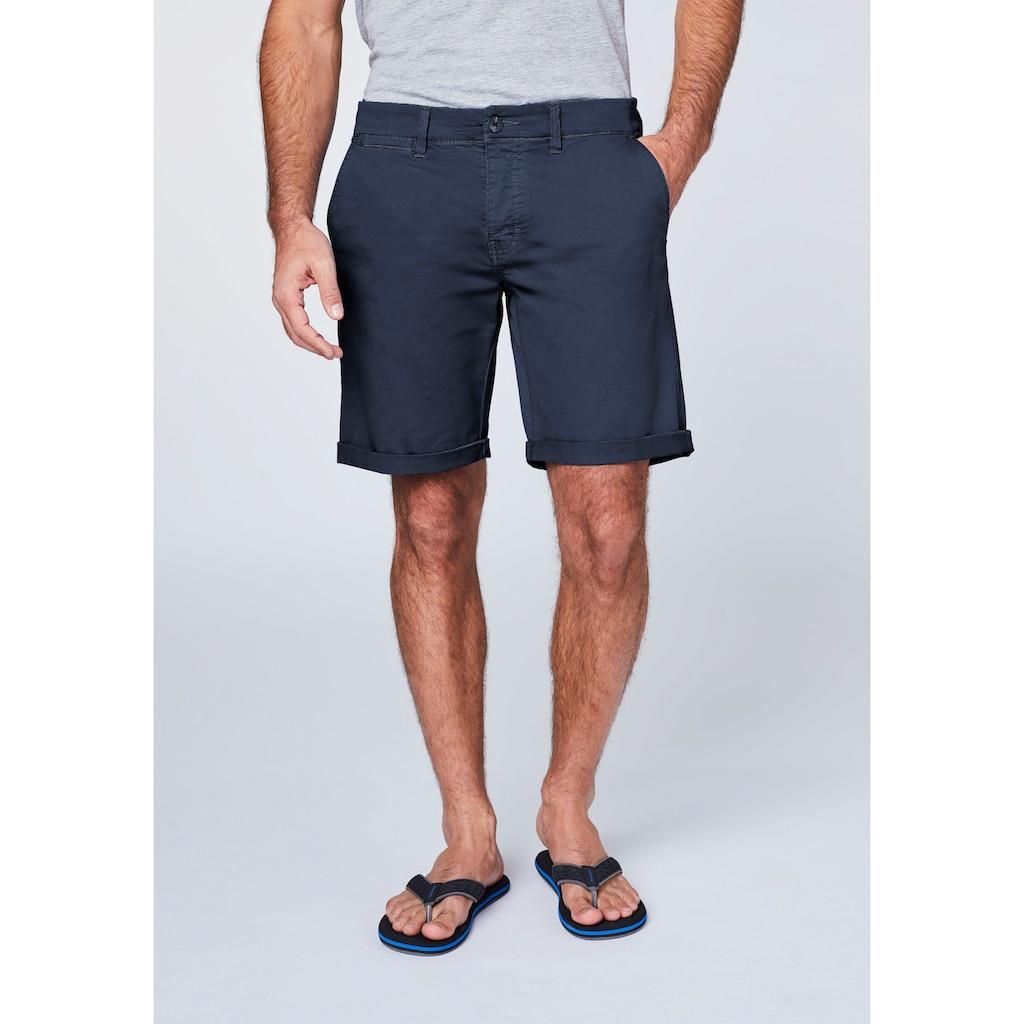 Chiemsee Chinoshorts »CHIEMSEE Twill Shorts für Herren«