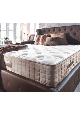 Yatas Bonnellfederkernmatratze »Majestät Luxus«, (1 St.), Für Liebhaber von festen Matratzen kaufen