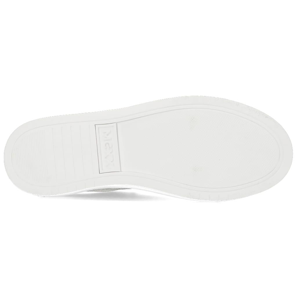 Mexx Sneaker »CRISTA«, mit Metallic-Einsatz an der Ferse