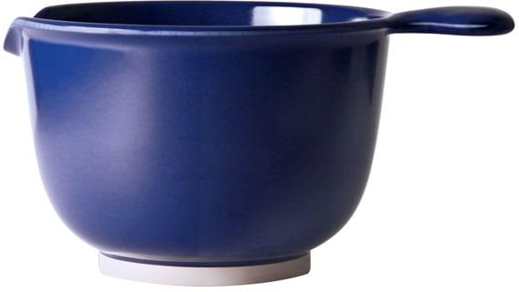 WACA Rührschüssel Melamin, (Set 2-tlg.) blau Rührschüsseln Kochen Backen Haushaltswaren Schüsseln