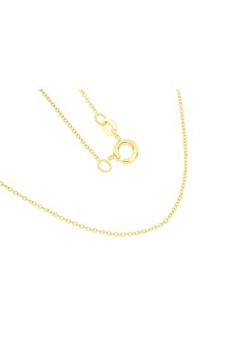 La Piora Collierkettchen »Ankerkette«, hochglanzpoliert, 585/- Gelbgold kaufen