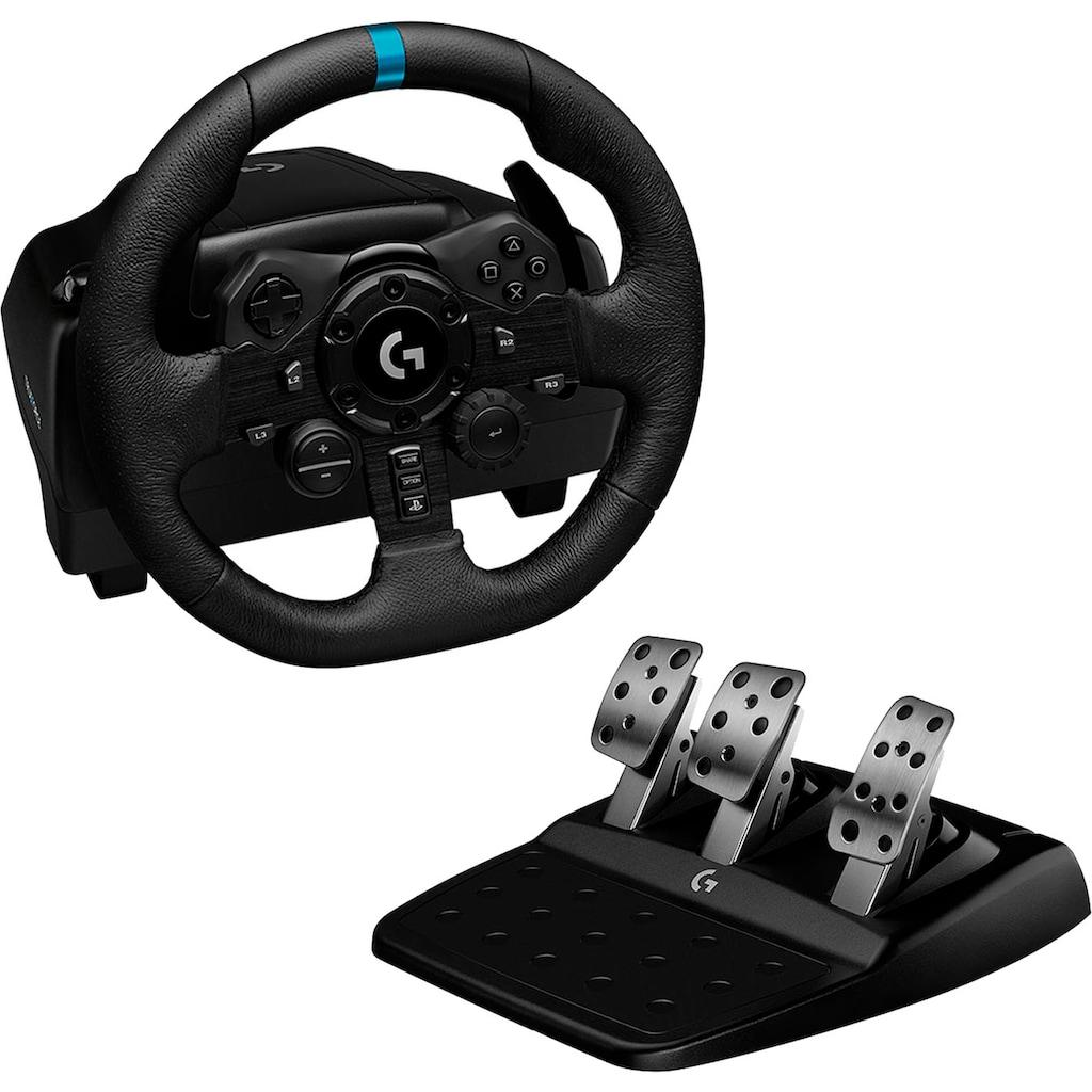 Logitech G Gaming-Lenkrad »G923 für PS4 und PC«