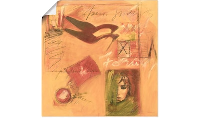 Artland Wandbild »Frau« kaufen