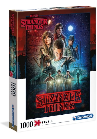 Clementoni® Puzzle »Special Series - Stranger Things«, Made in Europe kaufen