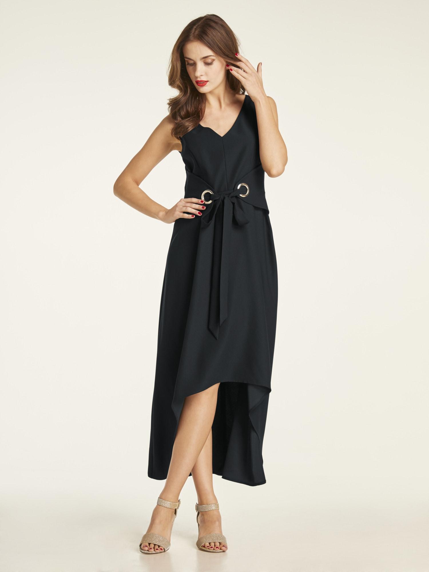 großer Rabatt 88dfc ce01a Abendkleid schwarz kurz - Rae van der pluym poehlmann