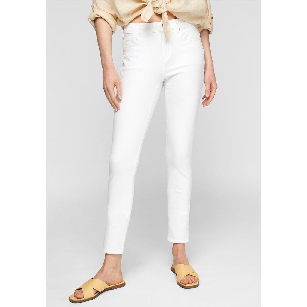 s.Oliver Skinny-fit-Jeans »Izabell«, in coolen, unterschiedlichen Waschungen