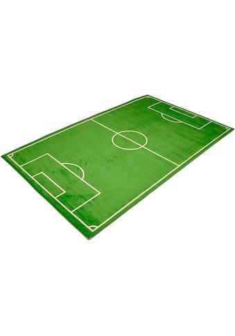 Böing Carpet Kinderteppich »Lovely Kids LK414«, rechteckig, 6 mm Höhe, Spielteppich,... kaufen
