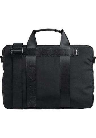 Calvin Klein Messenger Bag »NASTRO LOGO LAPTOP BAG« kaufen