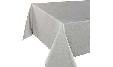 Delindo Lifestyle Tischdecke »WIEN«, Fleckabweisend, pflegeleicht, 180 g/m² kaufen