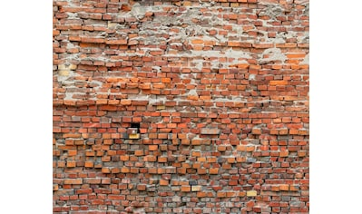 Komar Vliestapete »Bricklane«, Steinoptik kaufen