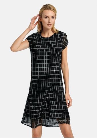 Uta Raasch Abendkleid »Sleeveless dress with check pattern«, . kaufen