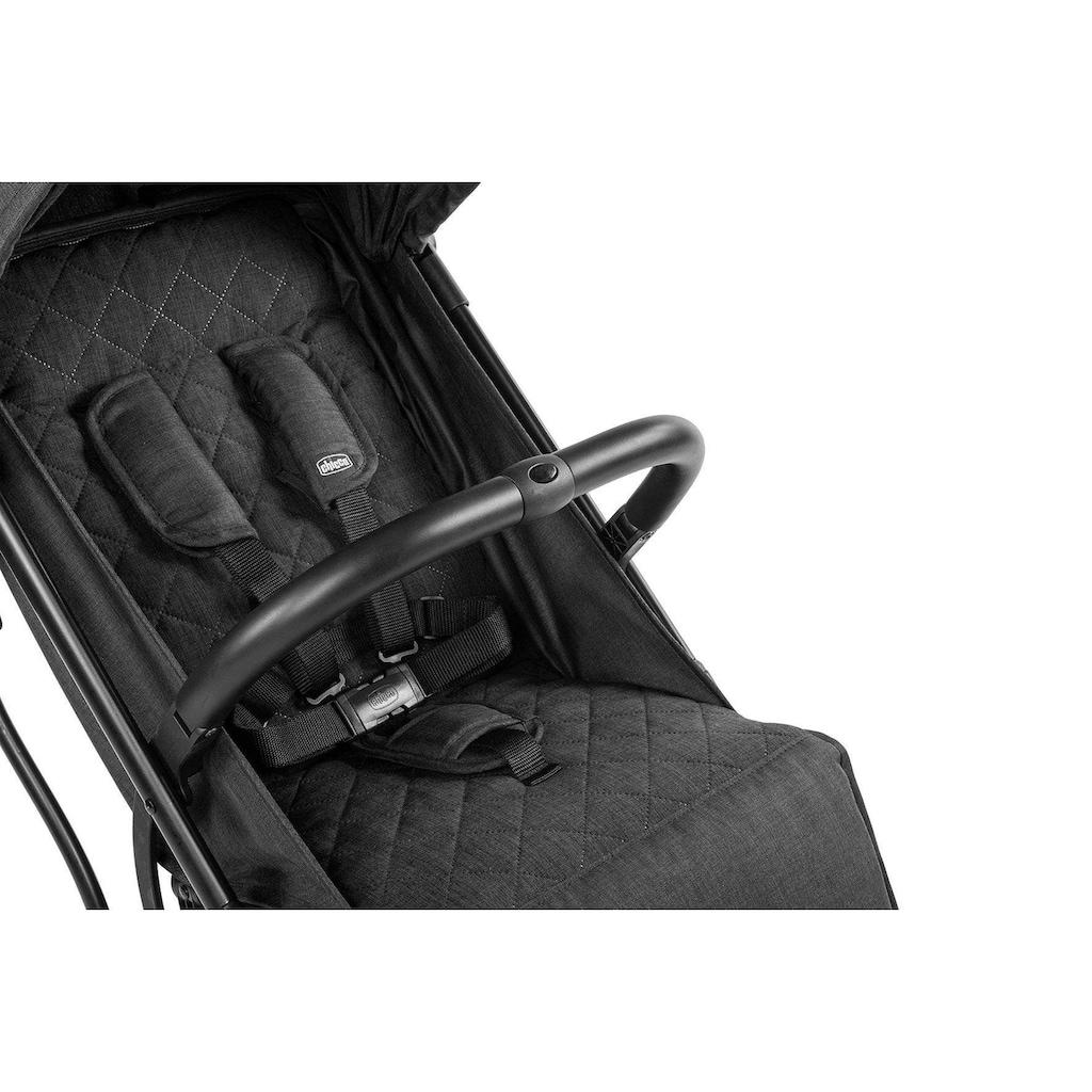 Chicco Sportbuggy »TROLLEYme, Light Grey«, 15 kg, mit Trolleyfunktion; Kinderwagen, Buggy, Sportwagen, Kinder-Buggy, Kinderbuggy, Sport-Kinderwagen