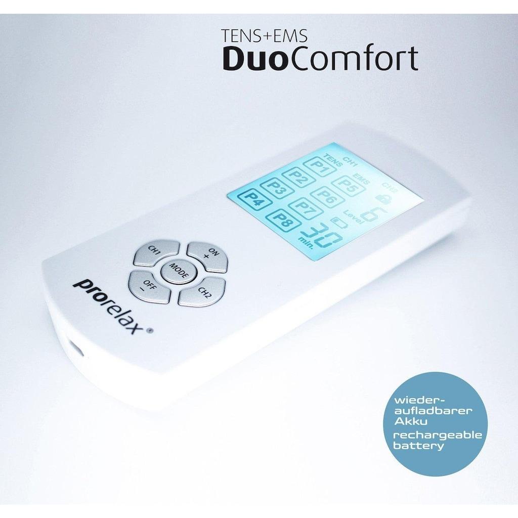 prorelax TENS-EMS-Gerät »51944 Duo Comfort«