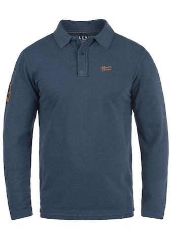 Blend Langarm - Poloshirt »Dahoud« kaufen