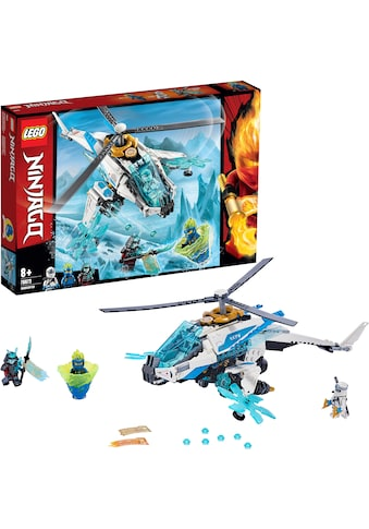 "LEGO® Konstruktionsspielsteine ""ShuriCopter (70673), LEGO® NINJAGO®"", Kunststoff, (361 - tlg.) kaufen"