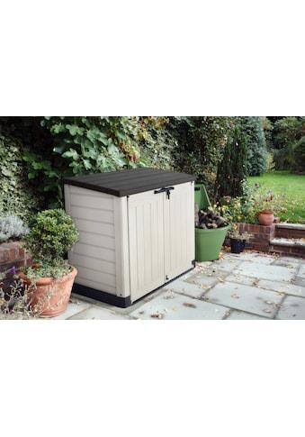 Keter Mülltonnenbox »Store It Out MAX«, BxTxH: 145x125x82 cm kaufen
