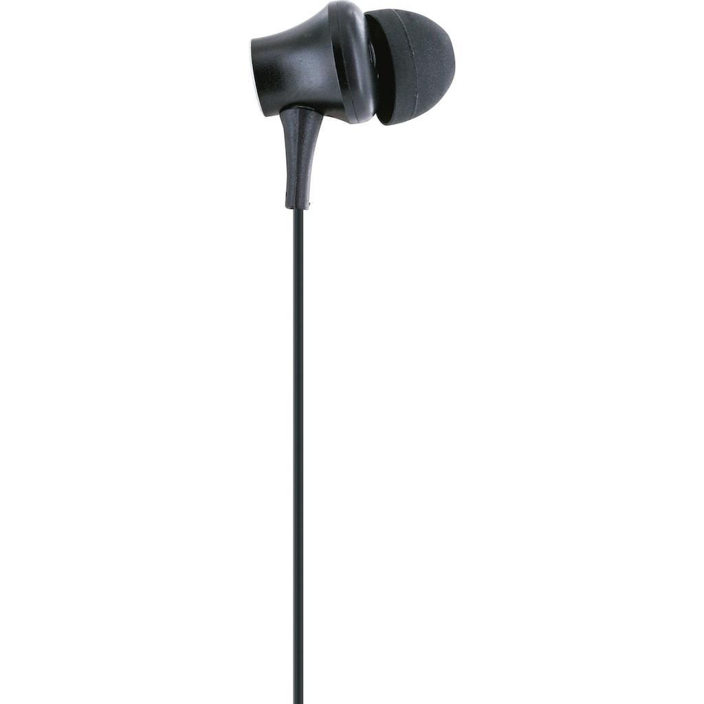Schwaiger Bluetooth In-Ear-Kopfhörer mit Mikrofon und Fernbedienung »verschiedene Farben«