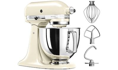 KitchenAid Küchenmaschine Artisan 5KSM125EAC, 300 Watt, Schüssel 4,8 Liter kaufen