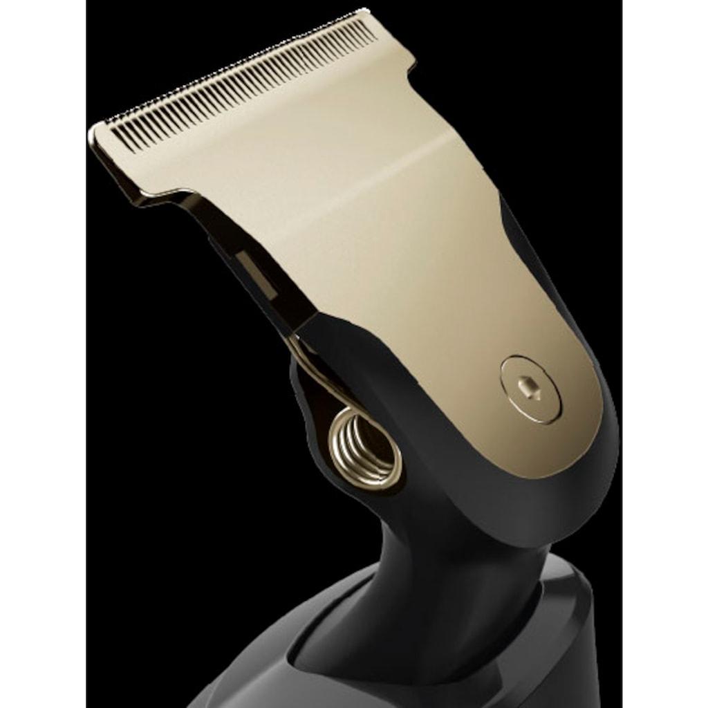 Remington Bartschneider »T-Series MB7000«, 6 Aufsätze, Präzisionstrimmer mit 2 Aufsätzköpfen