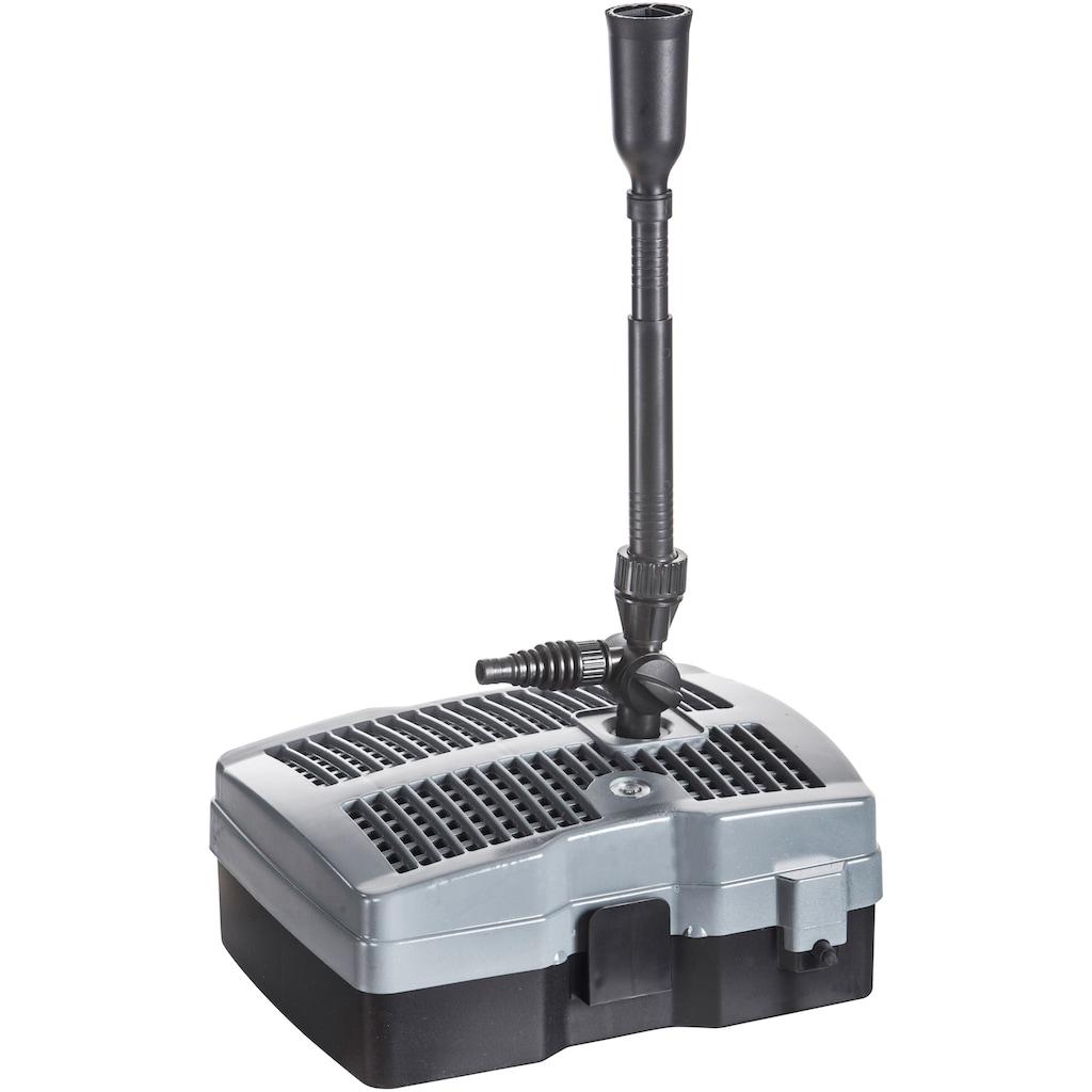 Heissner Teichfilter »SMARTLINE FA1000UV«, mit UVC-Klärer, Förderleistung: 1.000 l/h