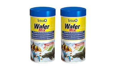 TETRA Fisch - Flockenfutter »Wafer Mix«, 2x250 ml kaufen