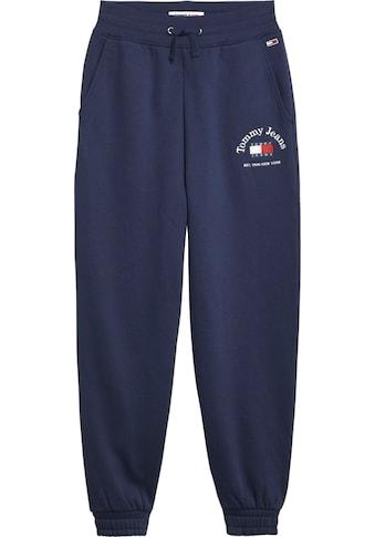 Tommy Jeans Jogginghose »TJW RLX Timeless Tommy 1 Swtpant«, mit Tommy Jeans... kaufen