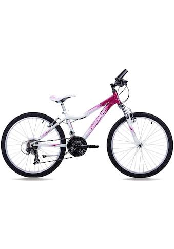 bergsteiger Mountainbike »Verona«, 18 Gang, Shimano, Tourney RD-TZ50 Schaltwerk, Kettenschaltung kaufen