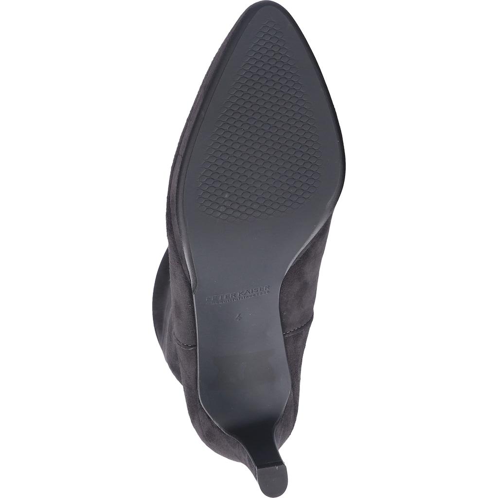 Peter Kaiser High-Heel-Stiefel »Leder«