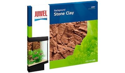 JUWEL AQUARIEN Aquarium - Rückwand »Stone Clay«, BxH: 55x60 cm kaufen