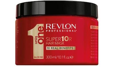 REVLON PROFESSIONAL Haarmaske »Uniq One All in One Superior Hair Mask«, nicht beschwerend kaufen
